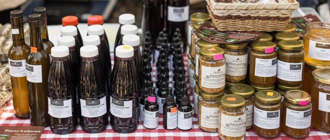 Фермерски пазар Бизнес парк – 6 юни