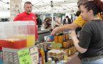 Фермерски пазар Иван Вазов с   лятно работно време (видео)