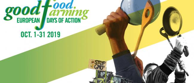 Good Food Good Farmig '2019