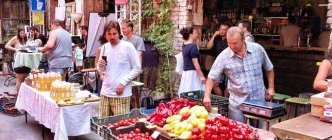 Унгария е утроила броя на пазарите, посветени на местните производители